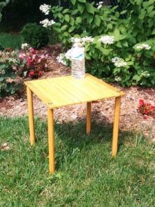 Roll-up Table